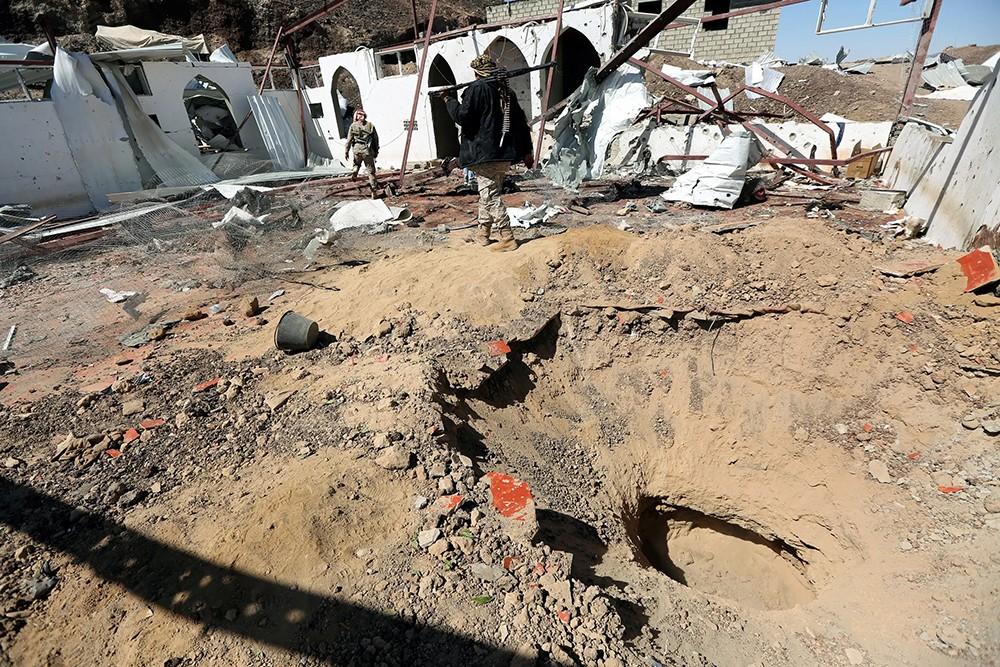طارق صالح: مستعدون لدعم الجيش في نهم بكل ما نملك