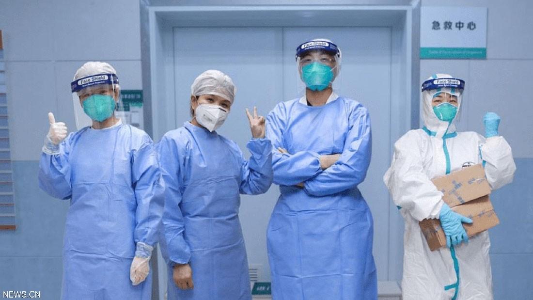 """فريق طبي يتعافى تماما من """"كورونا"""""""