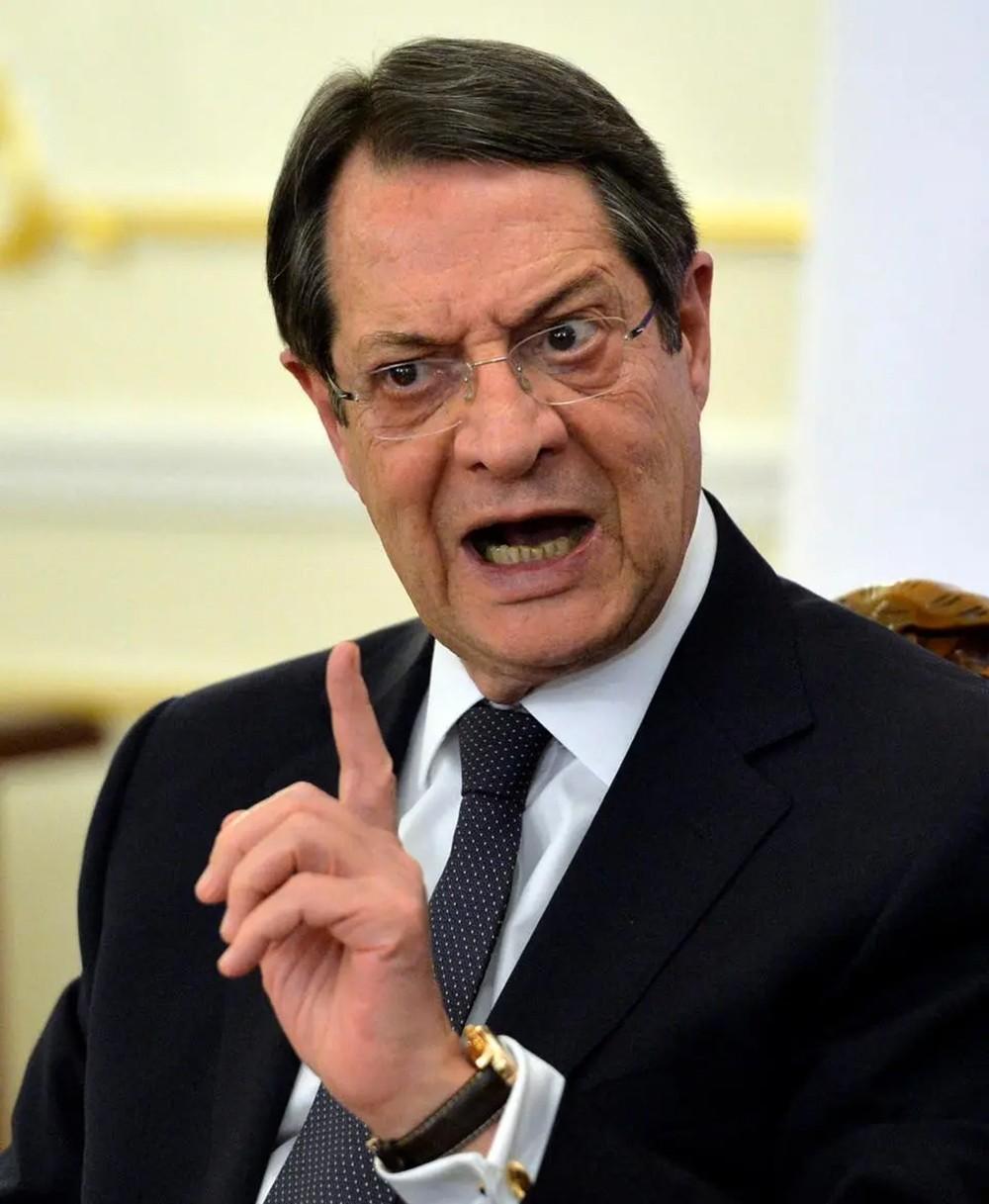 رئيس قبرص: لن نتراجع عن التنقيب عن الغاز رغم ضغوط أنقرة