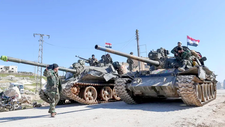 سوريا.. تقدم جديد للنظام في إدلب وتركيا تتعهد بوقفه