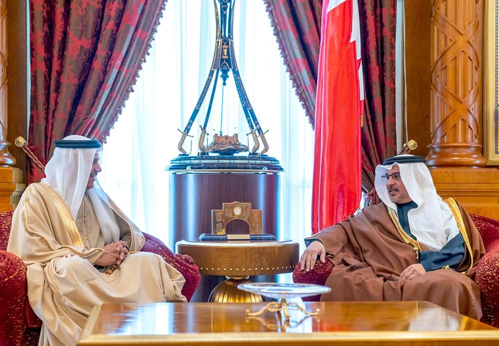 سمو ولي العهد: الدبلوماسية البحرينية أثبتت تميزها طوال تاريخها الممتد لخمسة عقود