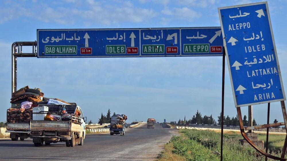 قصف متبادل بين قوات الأسد والقوات التركية في ريف حلب