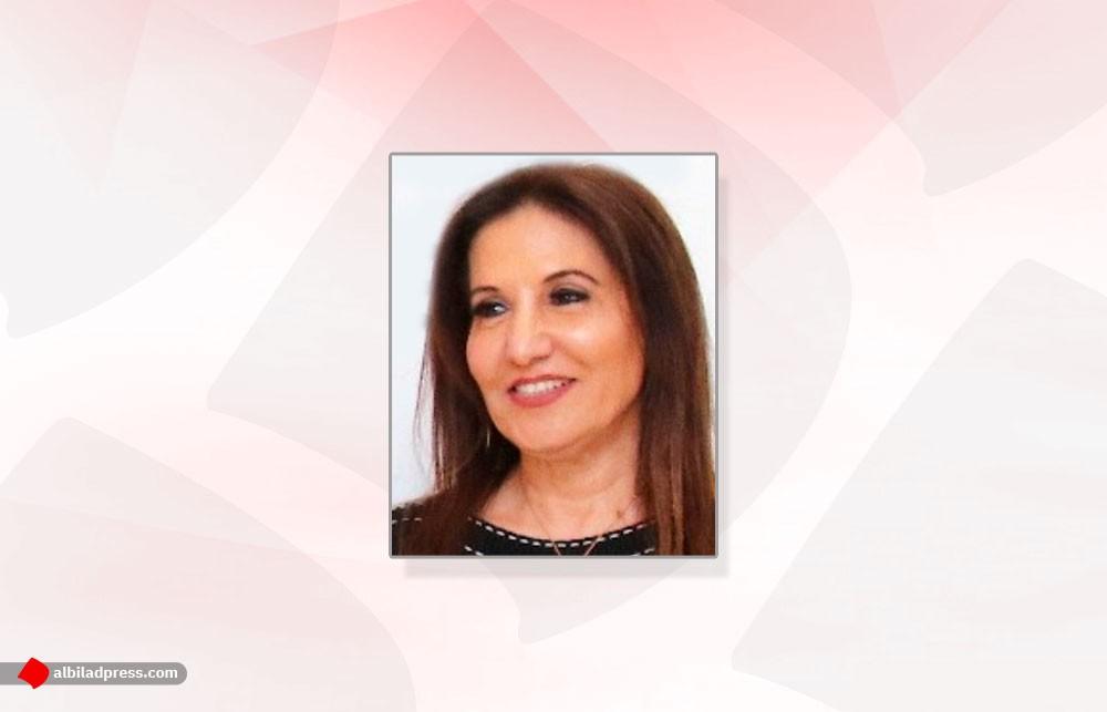 فوزية الخاجة رئيس مجلس إدارة معهد الخليج لتدريب فنون الطهي