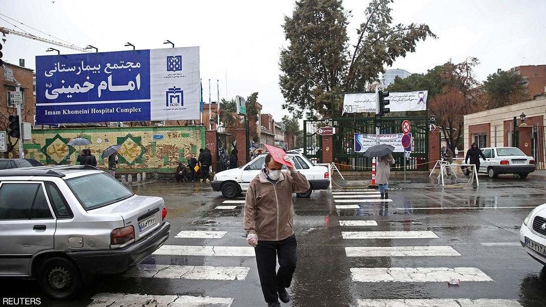 """مراسلون بلا حدود"""" تتهم إيران بالتستر على تفشي فيروس كورونا"""