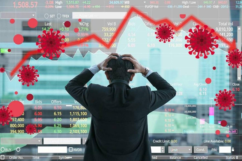 فيروس كورونا يلقي بظلاله على النمو الاقتصادي العالمي
