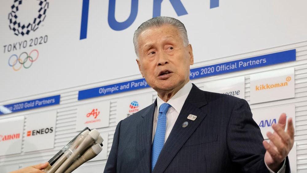 رئيس أولمبياد طوكيو ينفي التفكير في إلغائها