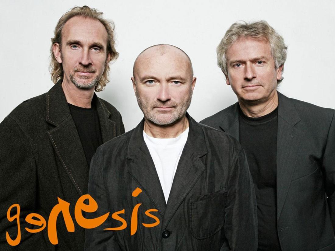 """فرقة """"جنيسيس"""" الشهيرة تعود في جولة جديدة"""