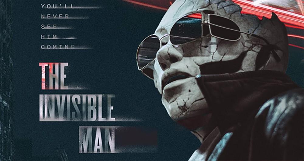 تصدر فيلم The Invisible Man قمة الافلام
