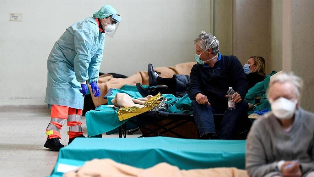 إيطاليا.. 175 حالة وفاة جديدة بفيروس كورونا