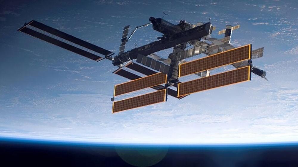 المحطة الفضائية تستعد لاستقبال الرواد الجدد