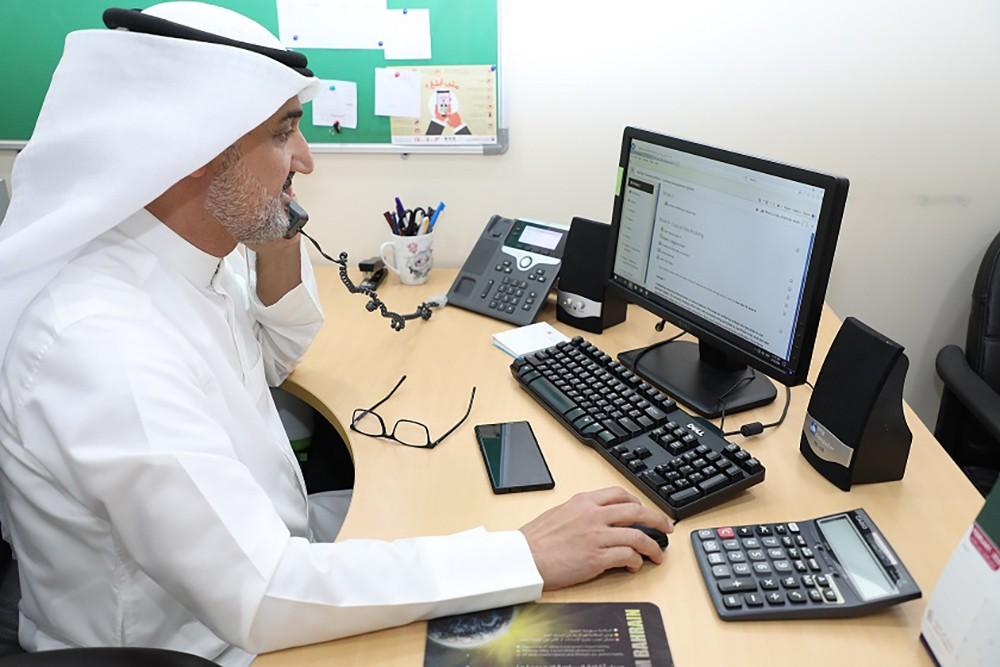 معهد البحرين للتدريب يخصص خطوطاً ساخنة للرد على استفسارات متدربيه