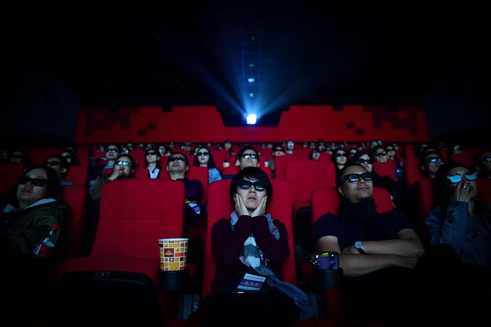 إعادة فتح 500 دار للسينما في الصين