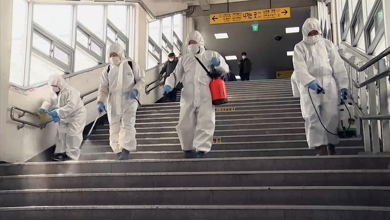 فيروس كورونا يجتاح أوروبا.. عدد المصابين تجاوز 200 ألف
