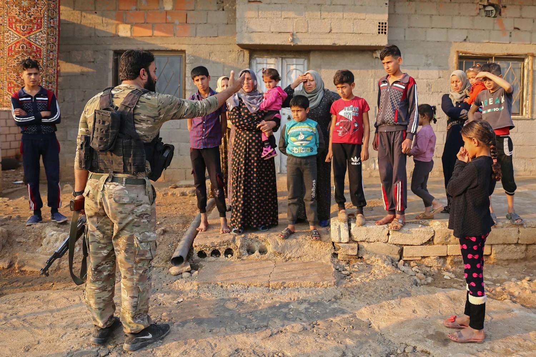 وسط رعب كورونا..أتباع تركيا يساومون السوريين على المياه