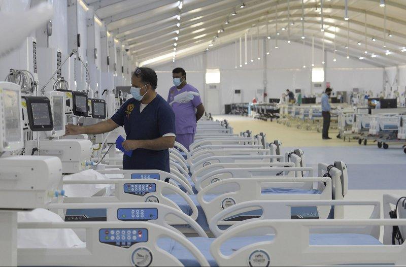 رفع الطاقة الاستيعابية لمراكز العزل والعلاج إلى 5619 سريرًا