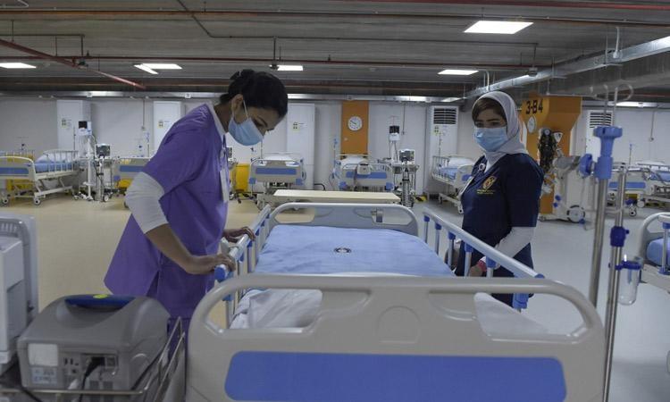 البحرين تسجل اعلى حصيلة تعافي يومية من كورونا بواقع 604 حالة تعافي اليوم