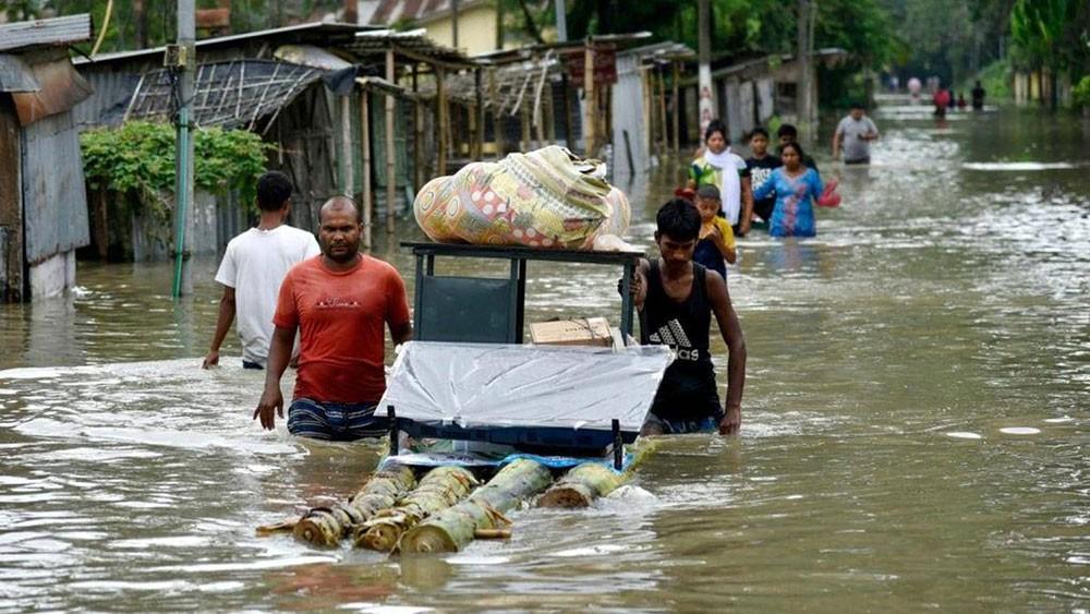 الهند.. الأمطار والصواعق تقتل 43 شخصا