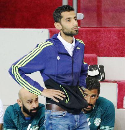 يد البحرين تجدد ثقتها في المدوب