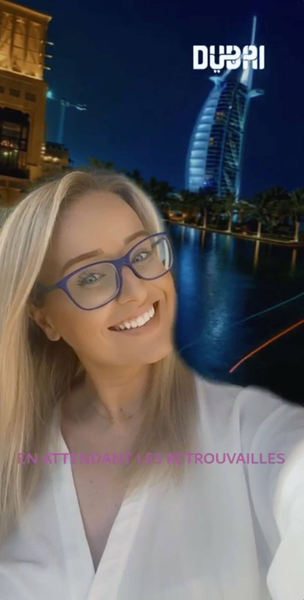 """""""دبي للسياحة"""" تتعاون مع """"سناب شات"""" لتقديم تجربة افتراضية مميزة بتقنية الواقع المعزّز"""