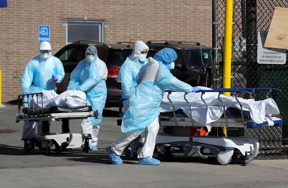 الولايات المتحدة: إصابات كورونا تصل الى 35ر2 مليون حالة