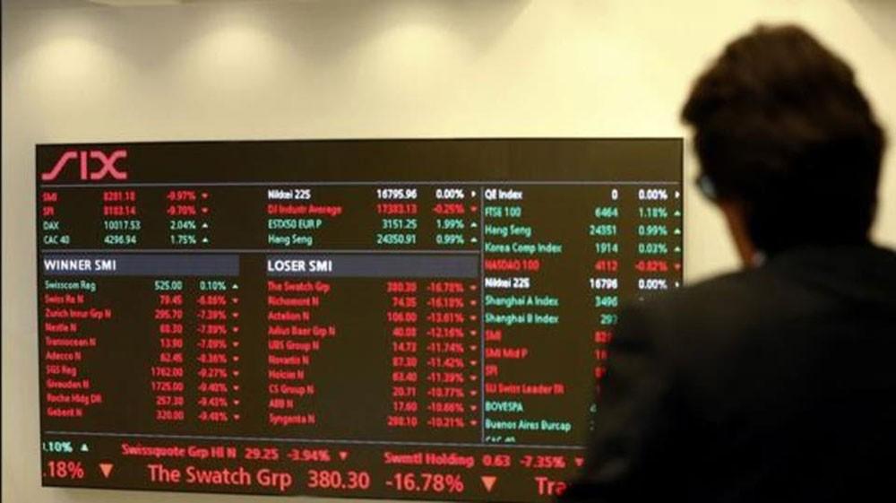 أسهم أوروبا تتراجع مع تصاعد القلق بشأن تعافي الاقتصاد