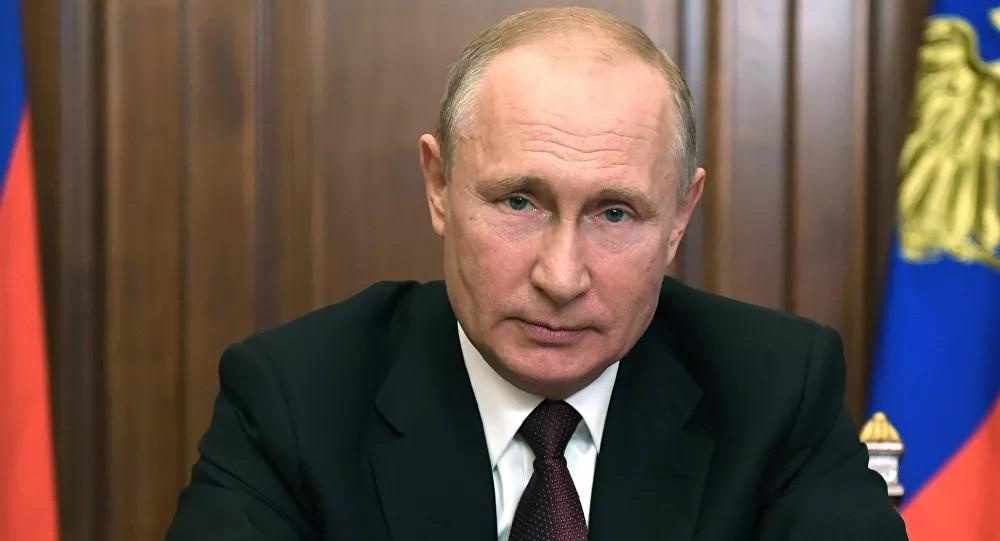 بوتين يأمل بالحد الأدنى من الخسائر بفضل ما جرى فعله للاقتصاد في السنوات الماضية