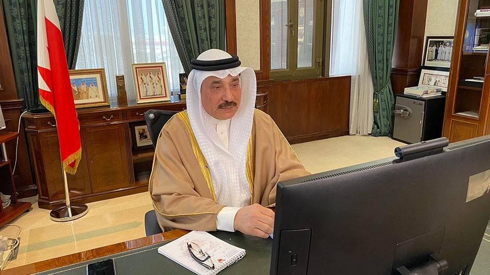 وزراء الشؤون الاجتماعية العرب يشيدون بمبادرات مملكة البحرين لمواجهة تداعيات جائحة كورونا كوفيد-19