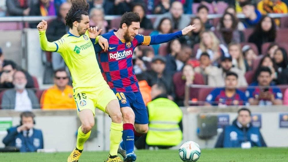 برشلونة يوافق على انتقال الموهوب كوكوريا إلى خيتافي
