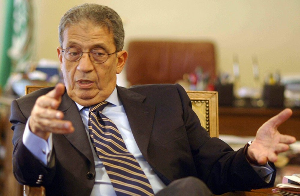 عمرو موسى: يجب أن يتوحد العرب ضد تدخلات تركيا وإيران
