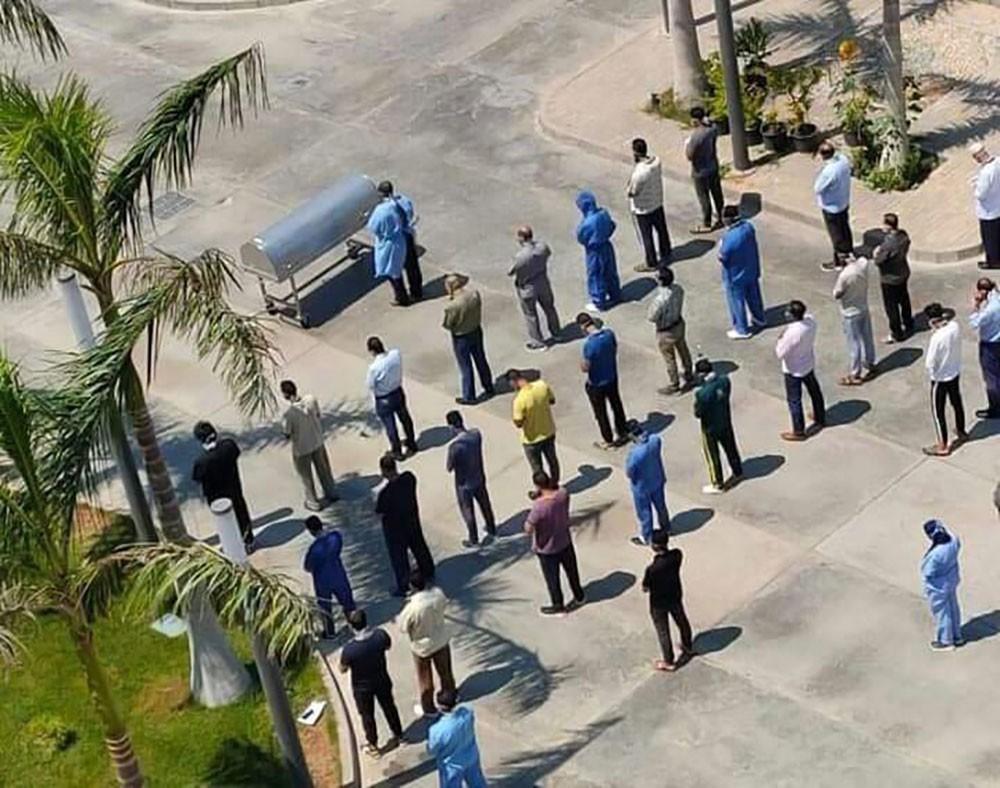 جنازة رجاء الجداوي.. بصور مؤثرة