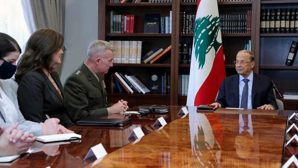 """أميركا تجدد دعمها للجيش اللبناني للدفاع عن """"أمن وسيادة"""" بلده"""