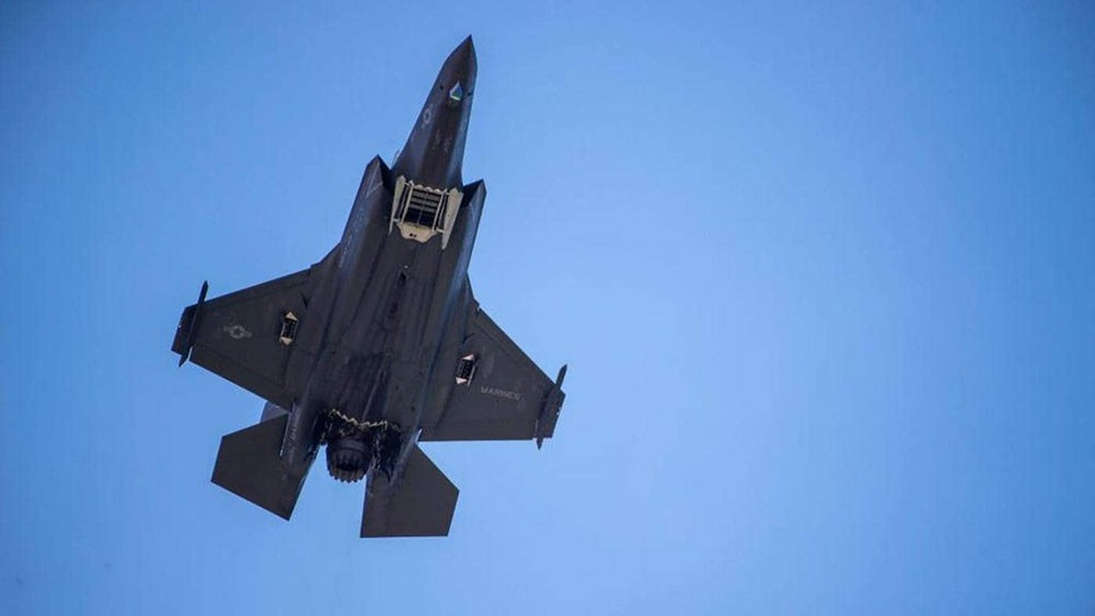 واشنطن تبيع 105 مقاتلات أف-35 الشبح لليابان