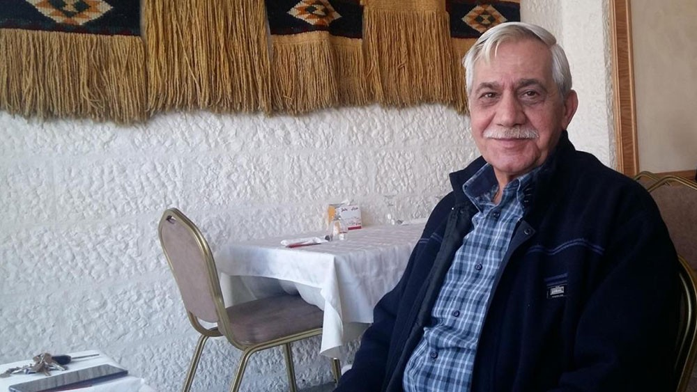 رحيل الأديب الأردني الكبير إلياس فركوح