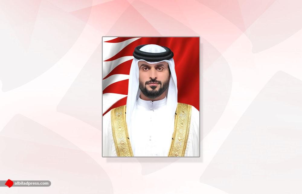 سمو الشيخ ناصر بن حمد يشيد بانتصار فريق البحرين مكلارين للدراجات الهوائية في اسبانيا وفرنسا