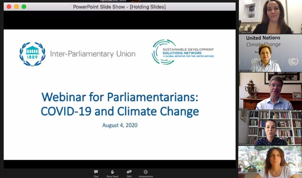 """""""الشعبة البرلمانية"""": الاستمرار في تحقيق التنمية المستدامة بعد """"كورونا"""" يتطلب جهودًا مكثفة"""