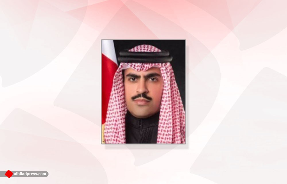 عبدالله بن راشد يستعرض جهود البحرين في مواجهة غسيل الأموال وتمويل الإرهاب