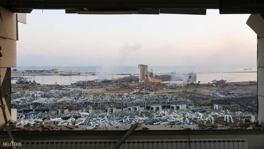 """فرنسا ترسل أطباء ومساعدات إلى لبنان بعد """"كارثة بيروت"""""""
