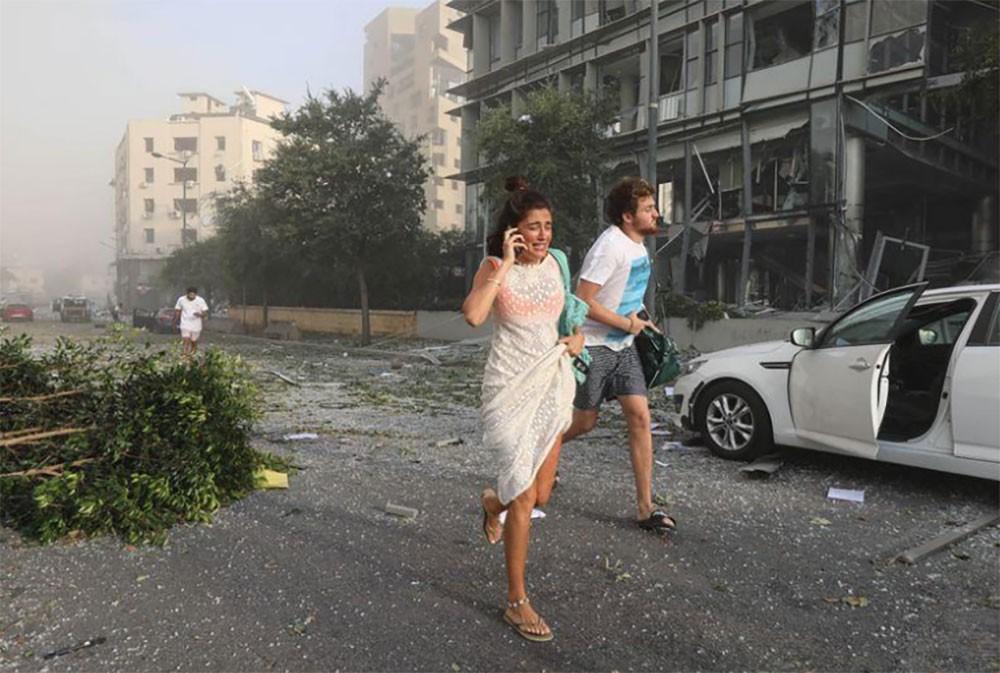 رئيس بلدية بيروت: ثلث سكان العاصمة مشردون ونحتاج للمساعدة