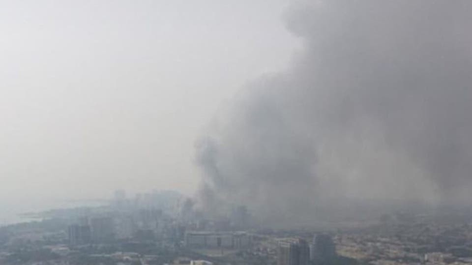"نيران ""غامضة"" تضرب إيران مجدداً.. حريق بمجمع تجاري وآخر بالغابات"
