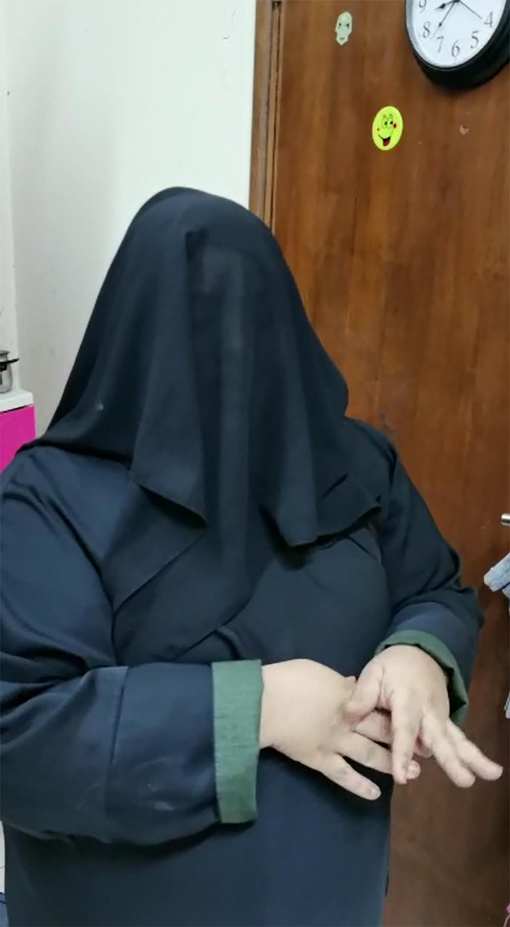 مواطنة تناشد الإسكان انقاذ عائلتها ببيت العمر