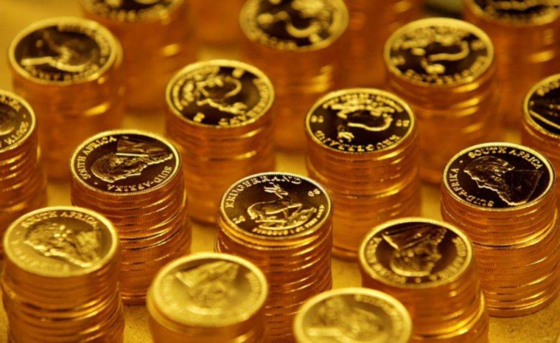 الذهب يرتفع مدعوما بزيادة الطلب و انخفاض الدولار