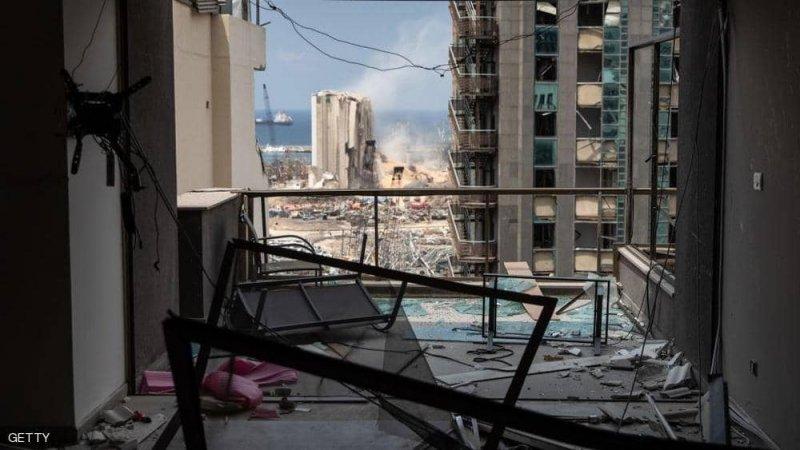 انفجار بيروت.. الدمار يمتد إلى خزائن شركات التأمين