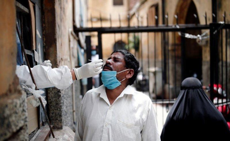 الهند تتجاوز حاجز الـ 2.5 مليون إصابة بفيروس كورونا