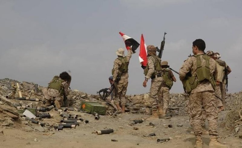 مقتل قيادي بارز في مليشيا الحوثي الإرهابية بغارات للتحالف