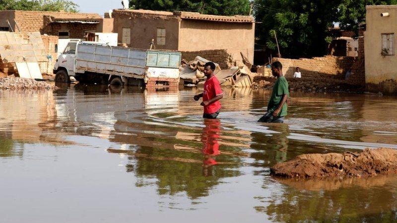 من قلبي سلام للخرطوم.. غضب النيل يهدّد مملكة أثرية