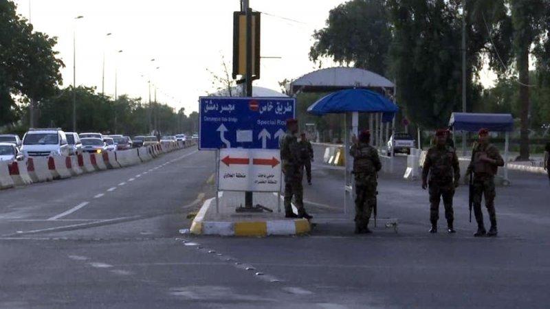 عبوة تستهدف سيارات دبلوماسية بريطانية ببغداد
