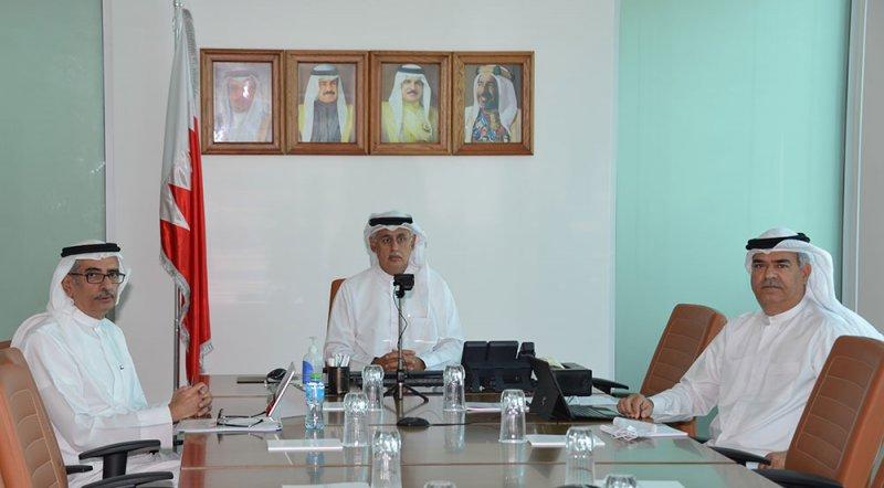 وزير الصناعة يترأس وفد البحرين المشارك في اجتماع منظمة السياحة العالمية