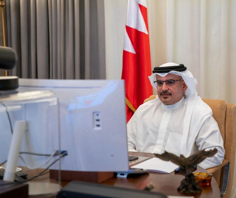 سمو ولي العهد:  يجب أن نلتزم للبحرين بكافة الإجراءات بعزمٍ ومسؤولية لمدة أسبوعين.. وتأجيل الدراسة