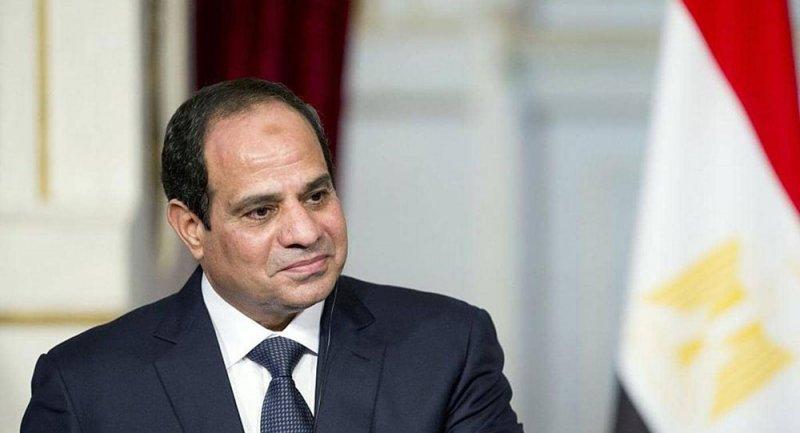 السيسي يؤكد على التعاون مع أوروبا لتسوية الأزمة الليبية