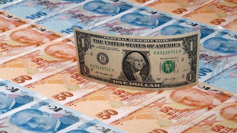الليرة التركية تهبط إلى مستوى قياسي جديد لها مقابل الدولار